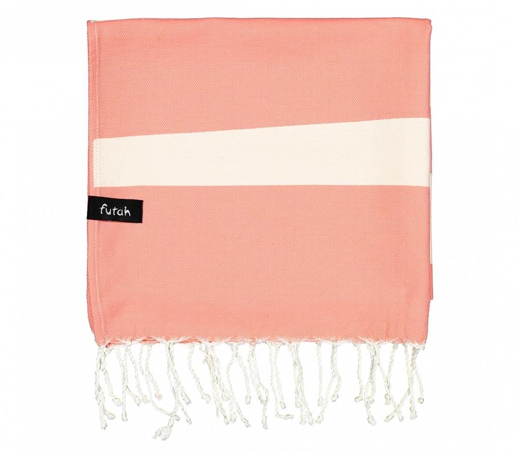 zavial_ coral_kids towel.