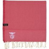 futah beach towels single Benfica Single Towel Tango Red Folded cópia_min