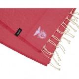 futah beach towels single Benfica Single Towel Tango Red Detail cópia_min