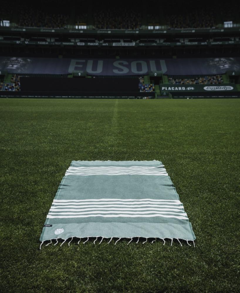 toalha futah sporting clube de portugal
