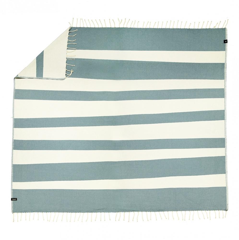 zavial_ash blue_xl towel