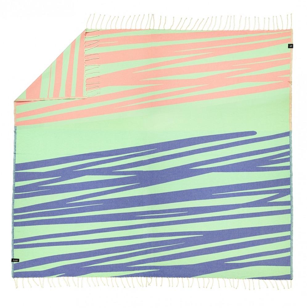 AMOROSA_BLUE_XL_BEACH TOWEL_1