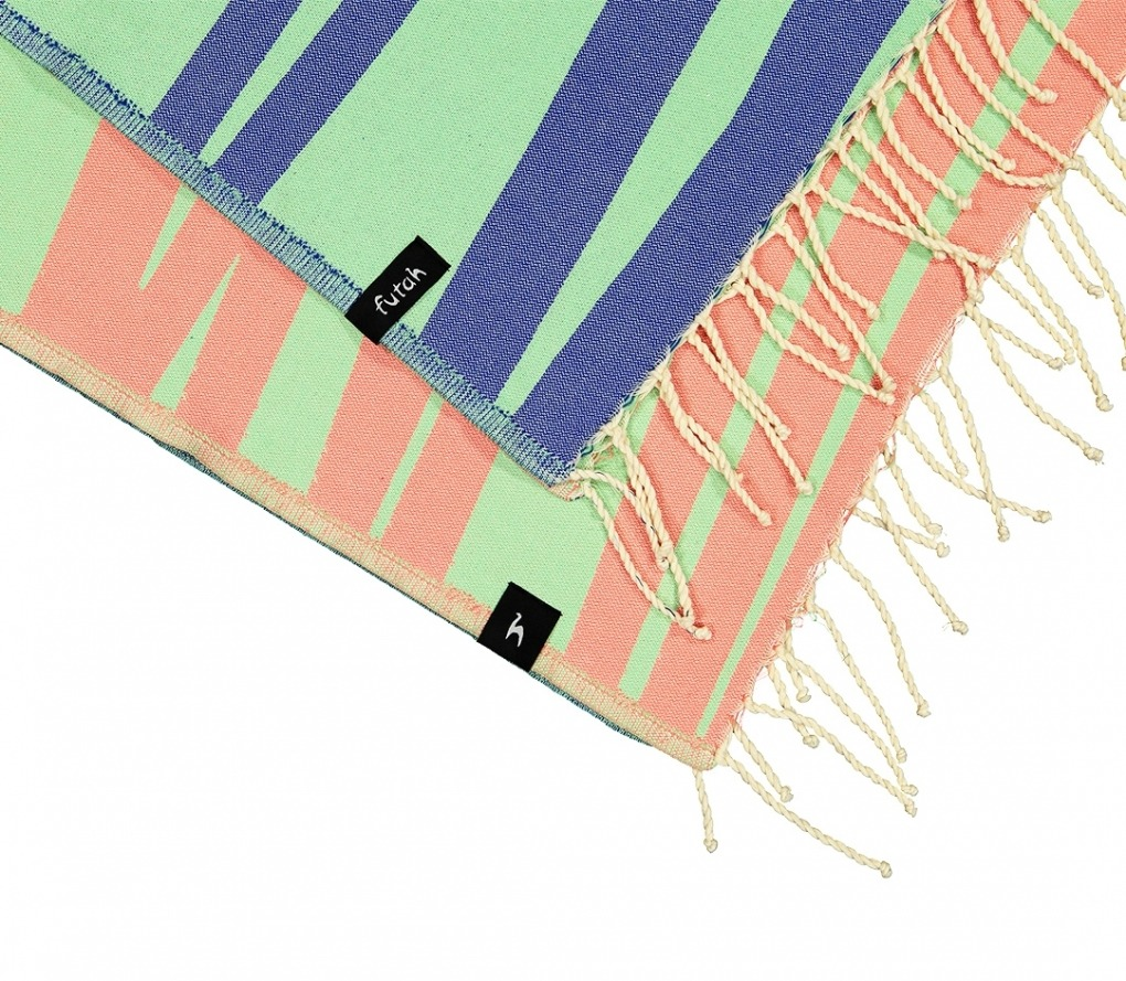 AMOROSA_BLUE_XL_BEACH TOWEL_3