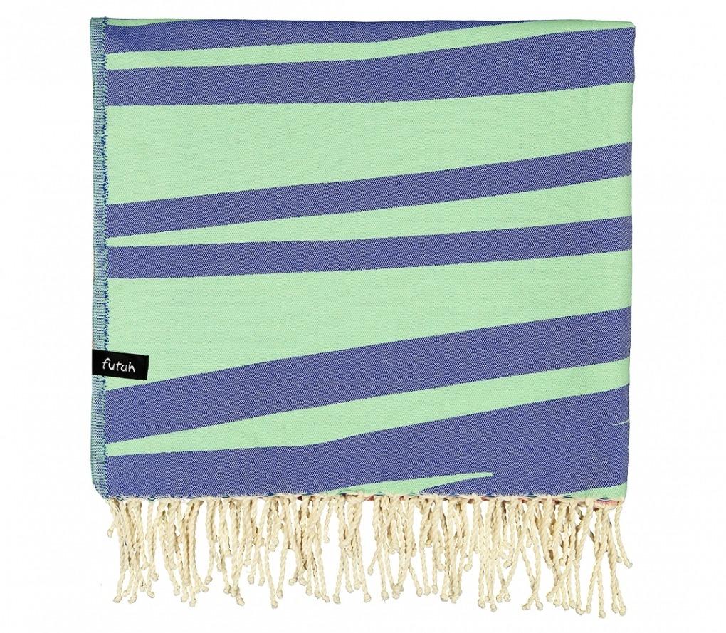 AMOROSA_BLUE_XL_BEACH TOWEL_2