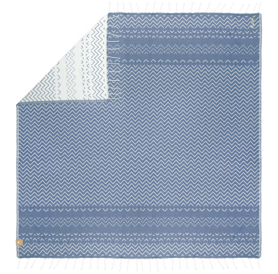 Futah - Barra Ash Blue XL Towel