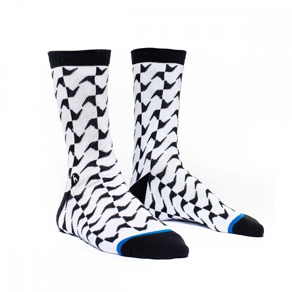 futah socks guadiana black cópia