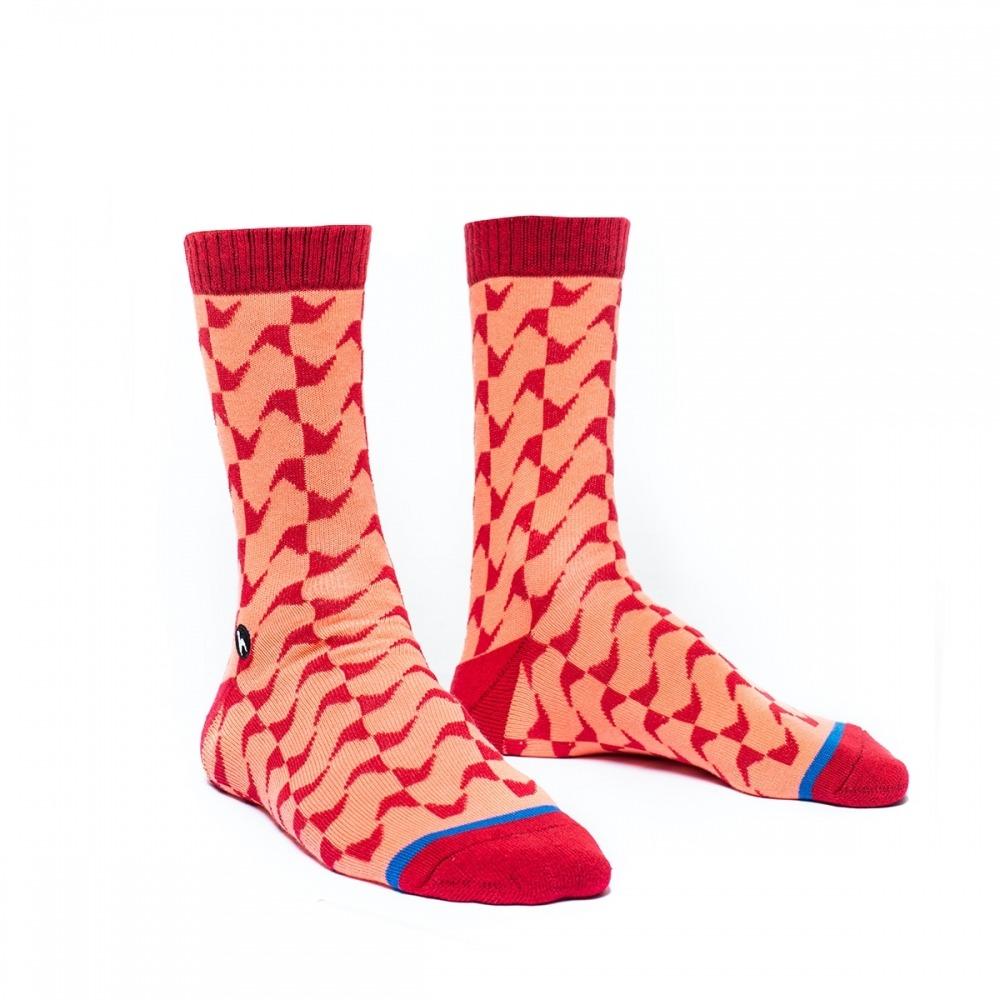 futah socks guadiana coral