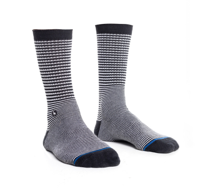Futah - Nazaré Black Socks