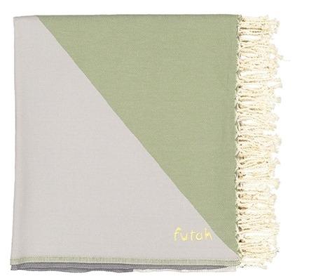 Zambujeira XL Olive Folded