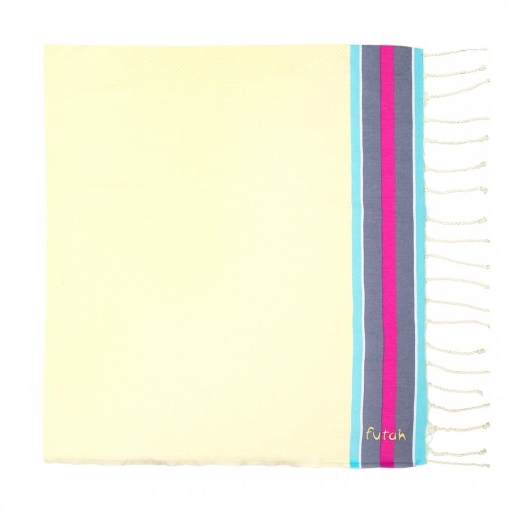 XL_Beach_Towel_Afife_Yellow